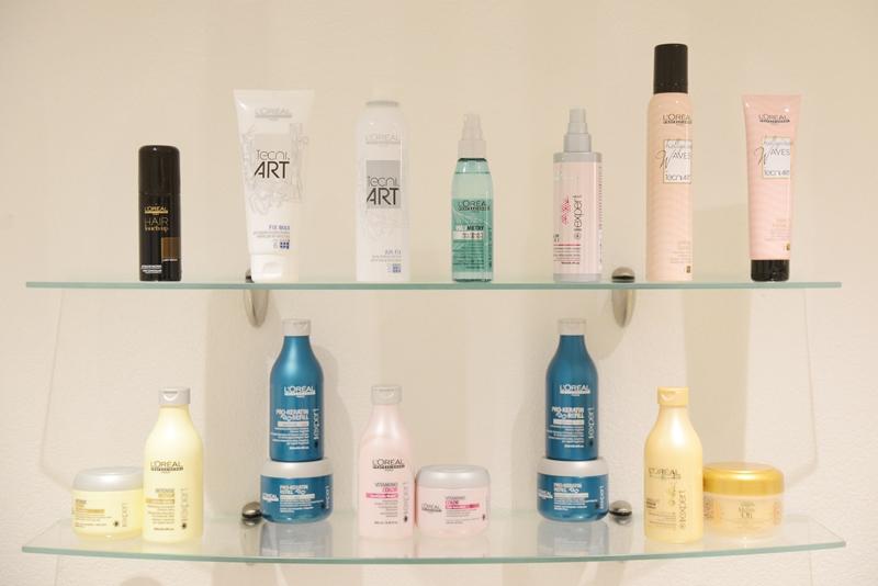 Emilsen salon haarproducten